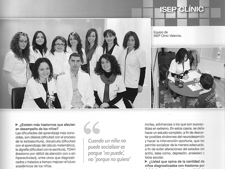 Mayi Alfaro | Psicóloga sanitaria | Online | Isep Clinic